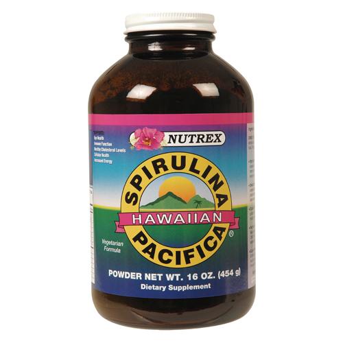 Nutrex hawaii hawaiian spirulina pacifica powder