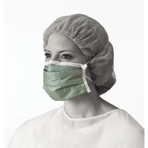Image of Medline Mask, Face, N95 Niosh Approved, Latex-Free - MEDNON27501